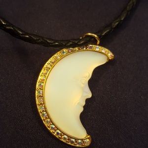 Kirks Folly Crescent moon